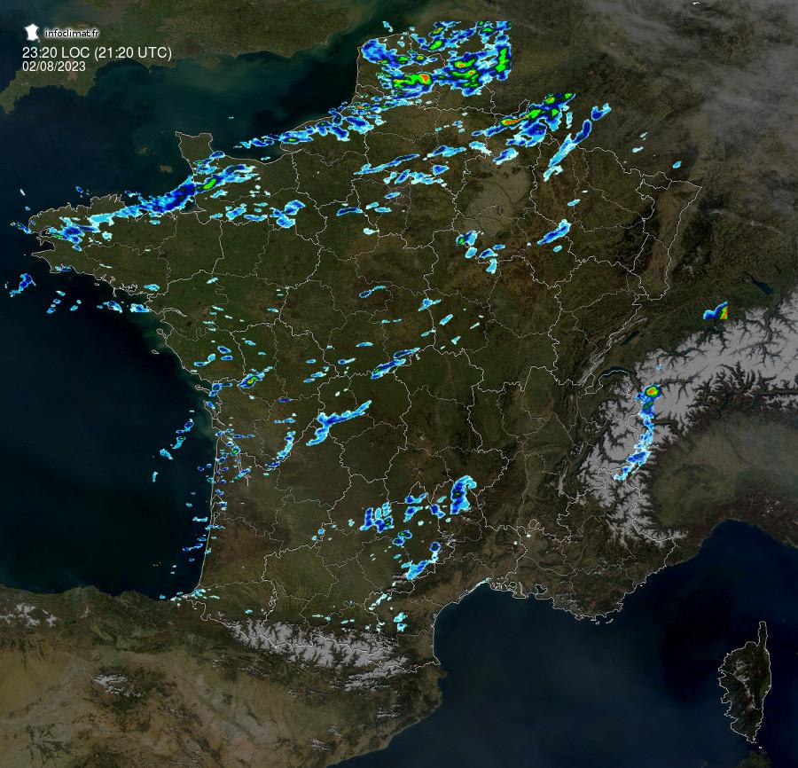 Radar en France