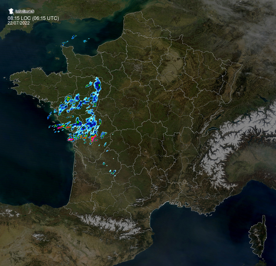 Data Infoclimat.fr