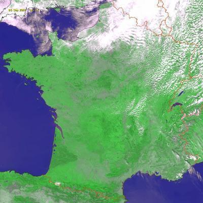 Image d'illustration pour Pas de pluie en vue mais beaucoup de nuages