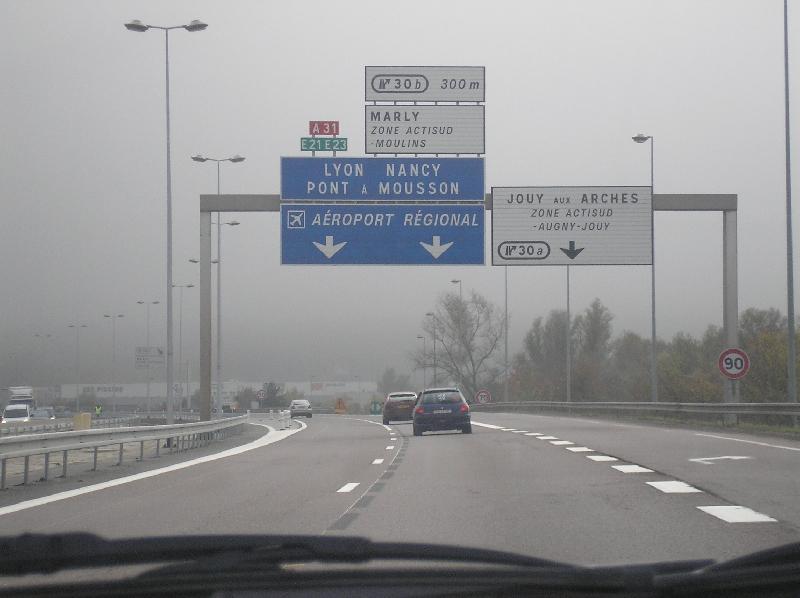 Brouillard d automne photolive toutes les photos m t o - Zone commerciale nancy ...