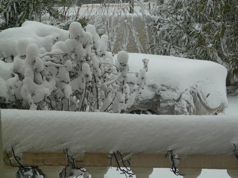 Neige sur montelimar photolive toutes les photos m t o - La chaine meteo montelimar ...
