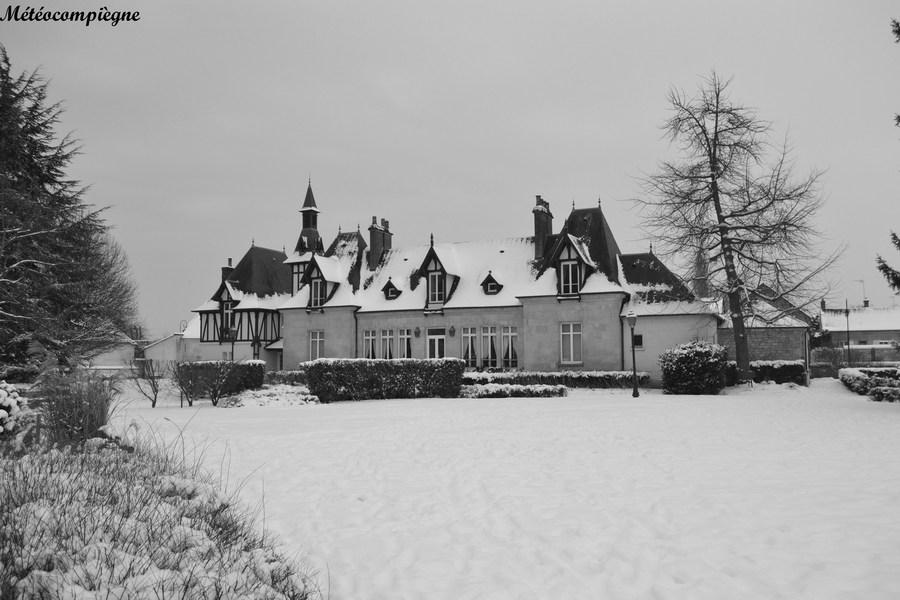 La neige fond photolive toutes les photos m t o en - Meteo france compiegne ...