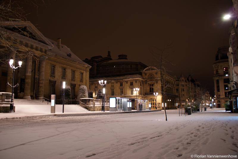 Reims Sous La Neige Bis Photolive Toutes Les Photos M T O En Temps R El Infoclimat