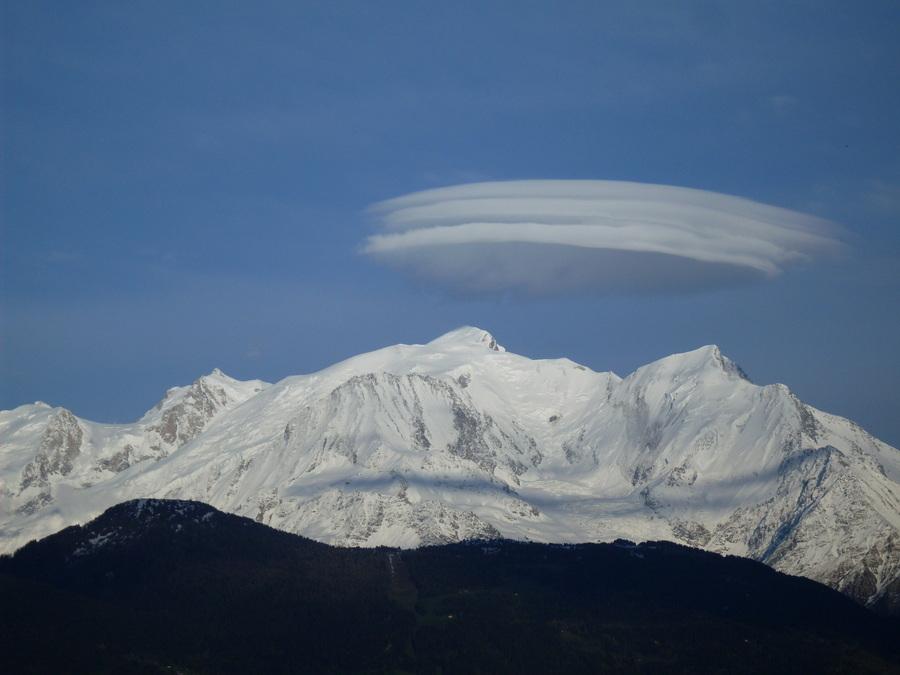 Le Chapeau Du Mont Blanc !!