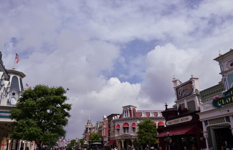 Une Trouée Sur Main Street Photolive Toutes Les Photos Météo En